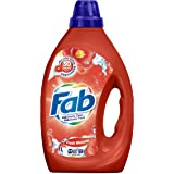 Fab Fresh Blossoms Laundry Liquid Detergent 1 Liter