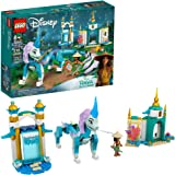 LEGO Disney Raya and Sisu Dragon 43184; A Unique Toy and Building Kit; Best for Kids Who Like Stories with Dragons and Advent