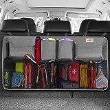 SURDOCA Car Trunk Organizer - 3rd Gen [8 Times Upgrade] Super Capacity Car Hanging Organizer, Equipped with 4 Magic Stick, Ca