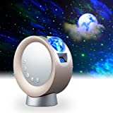 LITENERGY LED Sky Projector Light, Galaxy Lighting, Nebula Star Night Lamp with Base and Remote Control for Gaming Room, Home
