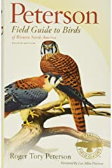Peterson Field Guide to Birds of Western North America, Fourth Edition Vinyl Bound