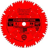 Freud LU84R012 12-Inch 60 Tooth ATB Combination Saw Blade with 1-Inch Arbor and PermaShield Coating