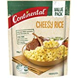 CONTINENTAL Rice (Value/Family Pack) | Cheesy Rice, 190g