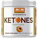 MCM Nutrition – Exogenous Ketones Supplement & BHB - Boosts Energy - Ketone Drink for Ketosis - Instant Keto Mix, Puts You in