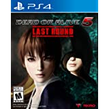Dead or Alive 5 Last Round (輸入版:北米) - PS4