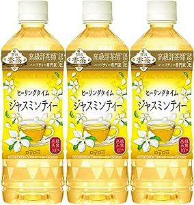 ダイドードリンコ 贅沢香茶ヒーリングタイムジャスミンティー 500ml×3本