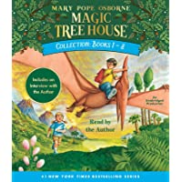 Magic Tree House Collection: Books 1-8: Dinosaurs Before Dar…