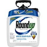 Roundup Ready-To-Use Weed & Grass Killer III - with Pump 'N Go 2 Sprayer, Use in & Around Vegetable Gardens, Tree Rings, Flow