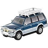 トミカリミテッドヴィンテージ ネオ 1/64 LV-N206a 三菱パジェロ ミッドルーフワイドVR オプションパーツ装着車 94年式 青/銀 (メーカー初回受注限定生産) 完成品