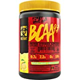 Mutant BCAA 9.7 – Supplement BCAA Powder with Micronized Amino Acid and Electrolyte Support Stack – 348 g - Roadside Lemonade