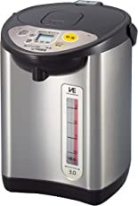 タイガー 魔法瓶 電気 ポット 3L ブラウン 節電 VE 保温 とく子さん PIL-A300-T Tiger