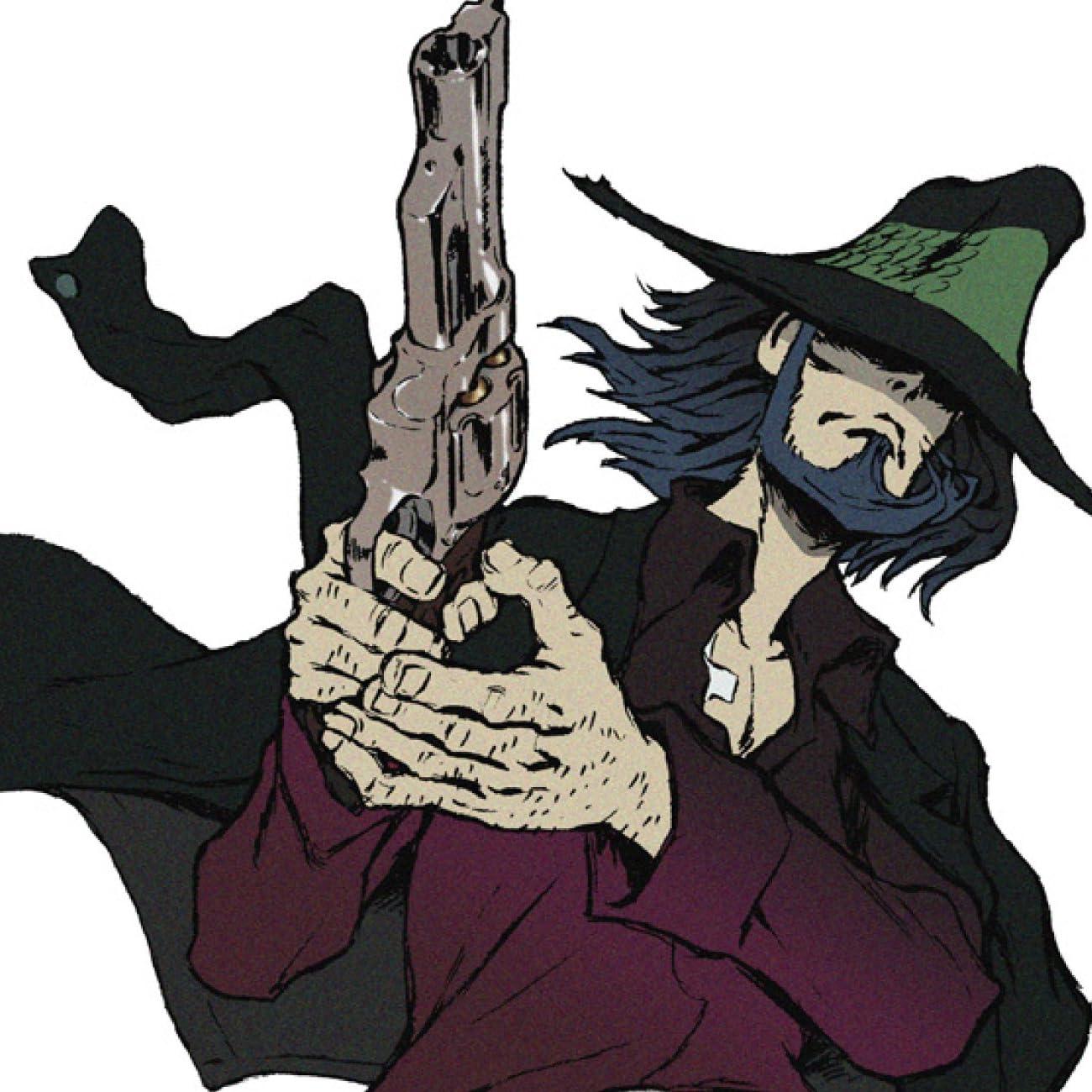 ルパン三世 Lupin The Iiird 次元大介の墓標 Ipad壁紙 画像43272 スマポ