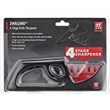 ZWILLING J.A. Henckels 32602-001 4-Stage Pull Through Knife Sharpener
