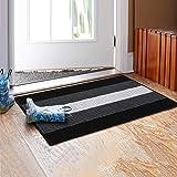 """MUBIN Indoor Doormat, 20"""" x 32"""" Front Door Floor Mat, Outdoor Rug Non-Slip Welcome Mats Machine Washable Absorb Resist Dirt R"""