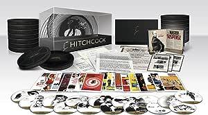 ヒッチコック アルティメイト フィルムメーカー コレクション ブルーレイBOX [Blu-ray]