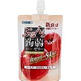 Orihiro Purunto Konnyaku Jelly Apple pouch, 130G