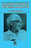 Foundations of Modern Analysis (English Edition)