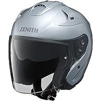 ヤマハ(YAMAHA) バイクヘルメット ジェット YJ-17 ZENITH-P クリスタルシルバー XS (頭囲 53…