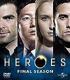 HEROES FINAL SEASON (SEASON 4) [DVD]