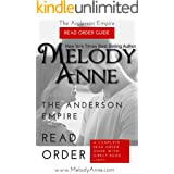 The Anderson World - Read Order
