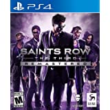 Saints Row The Third - Remastered (輸入版:北米) - PS4
