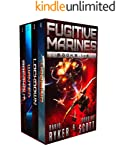 Fugitive Marines: Books 1-4