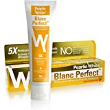 Pearlie White Blanc Perfect Professional Whitening Fluoride Toothpaste, 110g