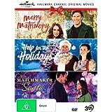 Hallmark Christmas 6 (merry Matrimony / Help For The Holidays / Matchmaker Santa)