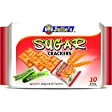 Julie's Sugar Crackers Biscuits, 260g