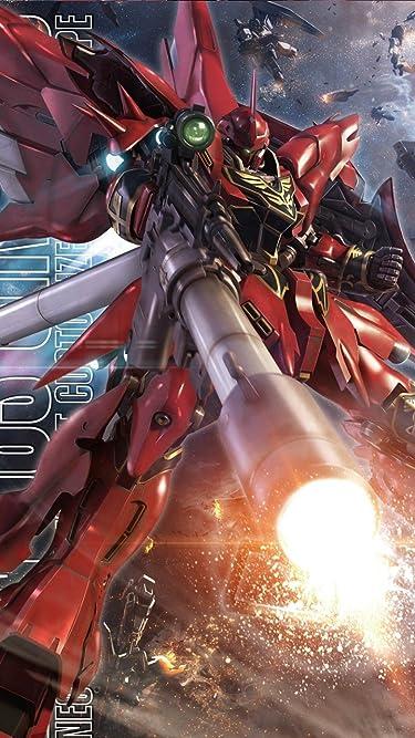 機動戦士ガンダム  iPhone/Androidスマホ壁紙(720×1280)-1 - MSN-06S シナンジュ