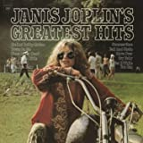 JANIS JOPLIN'S GREATEST HITS (STANDARD BLACK VINYL VERSION)