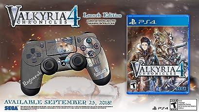 Valkyria Chronicles 4 (輸入版:北米) - PS4