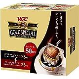 UCC ゴールドスペシャル ドリップコーヒー アソートパック 50P 400g