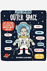 Little Explorers: Outer Space Hardcover