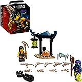 LEGO NINJAGO Epic Battle Set – Cole vs. Ghost Warrior 71733 Ninja Battle Toy Building Kit Featuring Minifigures, New 2021 (51