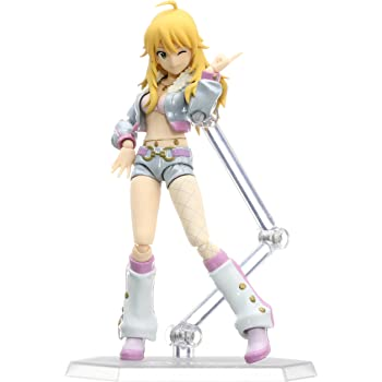 figma THE IDOLM@STER 星井美希 ノンスケール ABS&PVC製 塗装済み可動フィギュア
