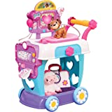 Doc McStuffins 92096 Toy Hospital Care Cart- Brown Mailer Doctor Set