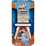 Hasbro Gaming E0585 Jenga Pass Challenge Brown