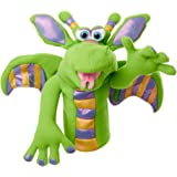 Melissa & Doug Dragon Puppet with Detachable Wooden Rod for Animated Gestures