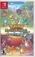 Pokemon Mystery Dungeon Rescue Team DX - Nintendo Switch