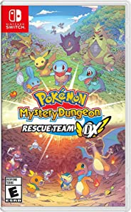 Pokemon Mystery Dungeon: Rescue Team DX (輸入版:北米) – Switch