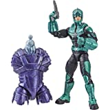 Marvel Captain Marvel 6-inch Legends Yon-Rogg Kree Figure for Collectors, Kids, and Fans