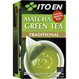 ITO EN Traditional Matcha Green Tea, 20 s