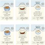 リトルワンズ 無添加 国産有機野菜・天然食材の離乳食(ベビーフード) 12ヶ月頃から (Bセット (6個入り))