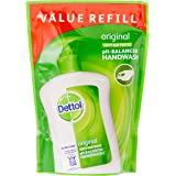 Dettol Anti-Bacterial Hand Wash, Original, Refill, 225ml