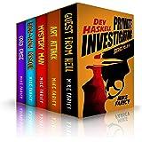 Dev Haskell Boxset 20-24 (Dev Haskell - Private Investigator Book 4)