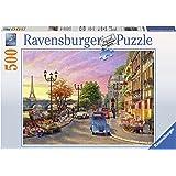 Ravensburger 145058 A Paris Evening Adult Puzzle 500pc