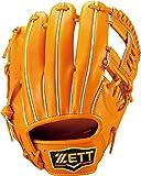ゼット(ZETT) 硬式野球 グラブ (グローブ) プロステイタス セカンド ショート用 右投げ用 サイズ:3 日本製 BPROG640