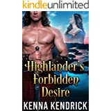 Highlander's Forbidden Desire: Scottish Medieval Highlander Romance