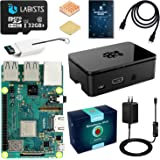 LABISTS Raspberry Pi 3 Model b+ ラズベリーパイ 3 b+ MicroSDHCカード32G…